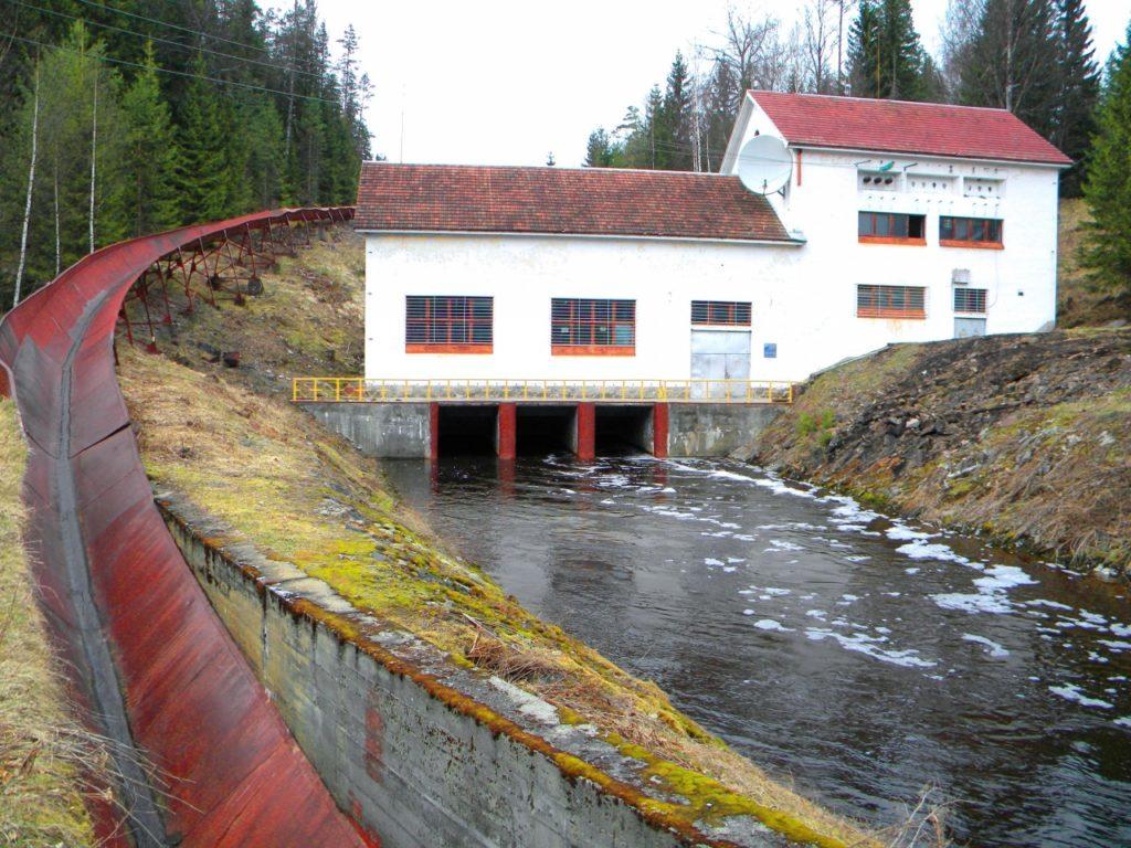 Малая ГЭС в Карелии