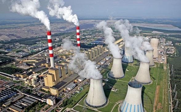Проблема заводов - загрязнение воздуха