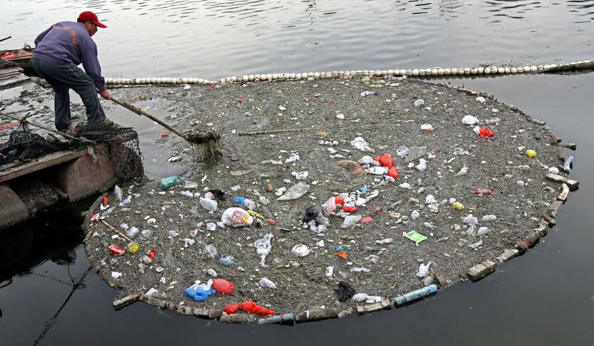 Катастрофа водных ресурсов