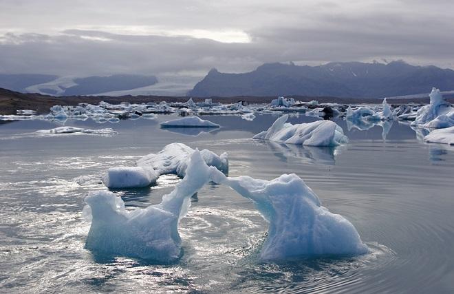 Аккумуляция ледников