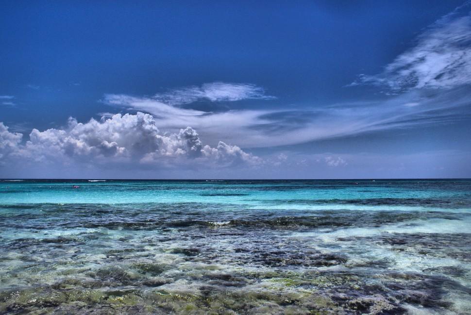 Климатические зоны океанов