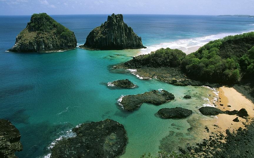 Океан в Бразилии