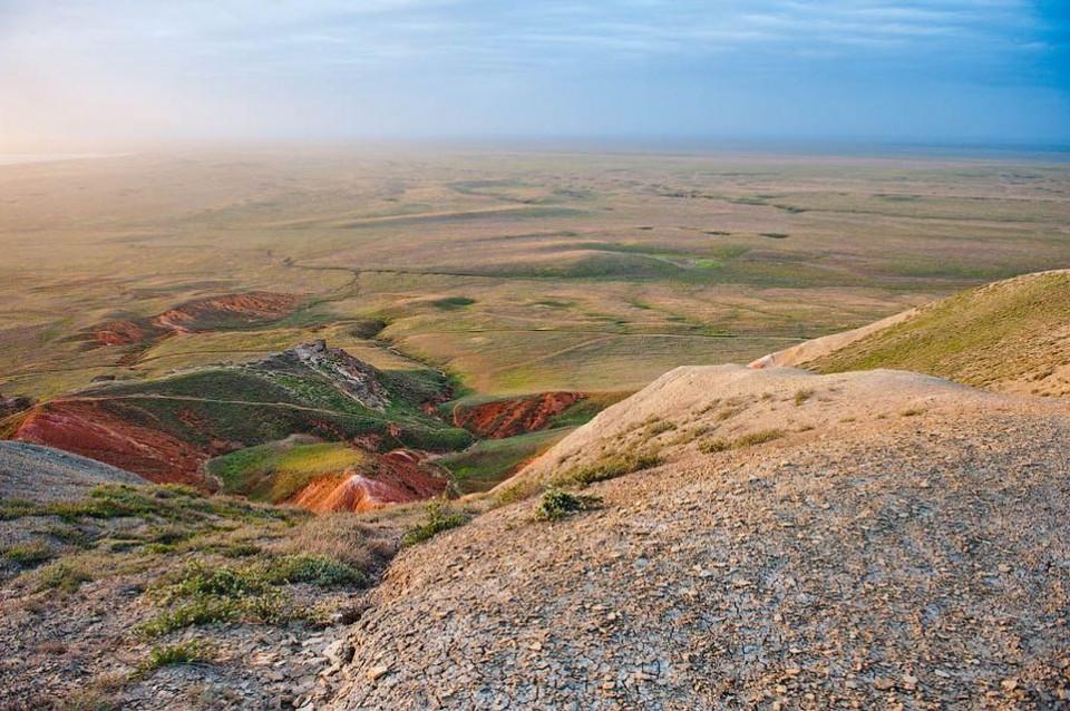 экологические проблемы степей россии
