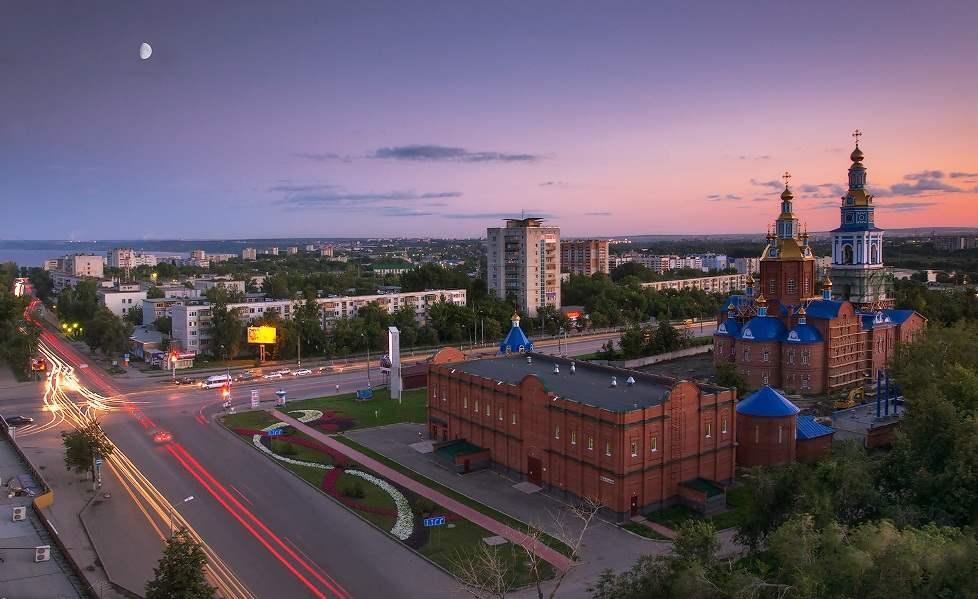 улицы Ульяновска