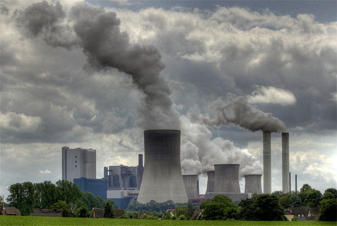 Борьба Гринпис и химических заводов