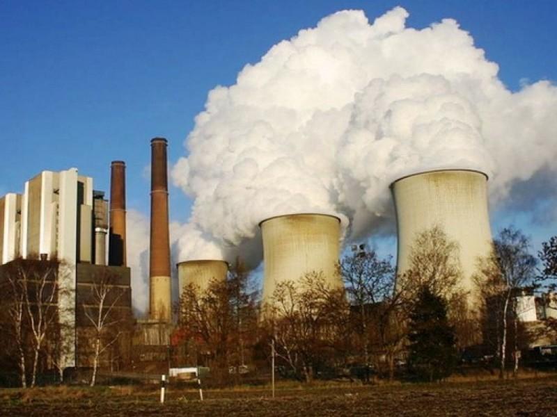 Загрязнение воздуха в Крыму