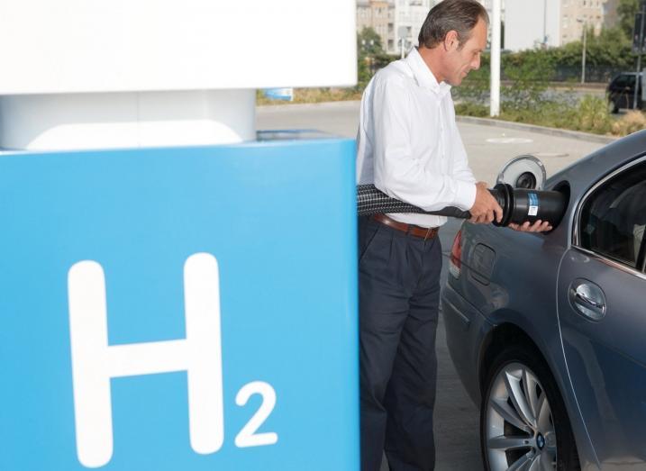 Использование водородного топлива
