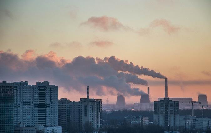 Загрязнение заводами