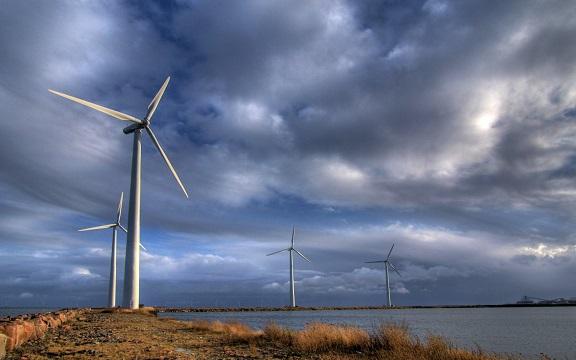 Энергия ветра в Техасе