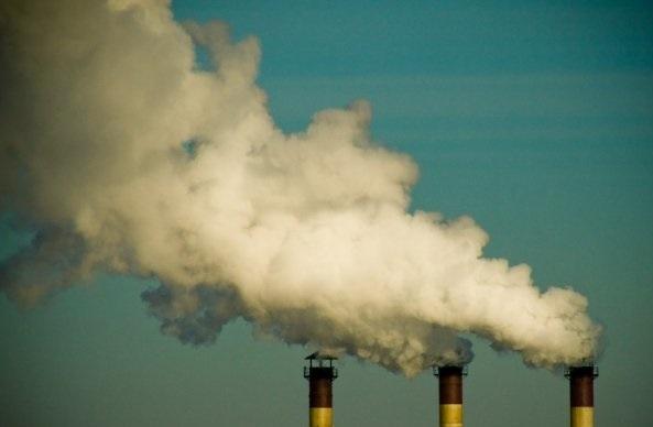 Загрязнение воздуха в Новороссийске