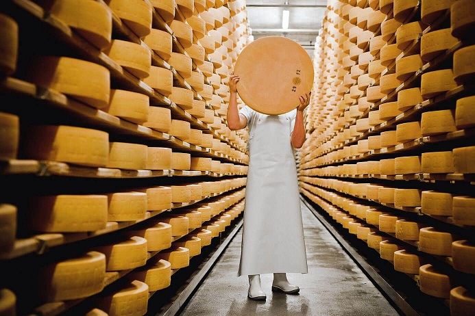 Сыр и электроэнергия