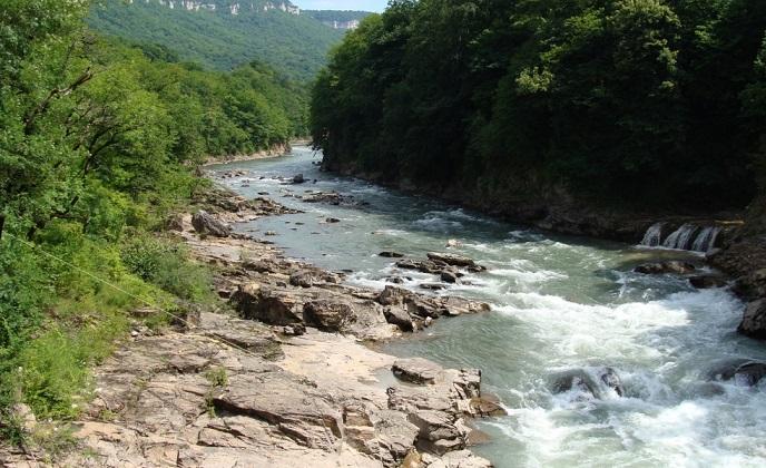 Природа в Адыгеи