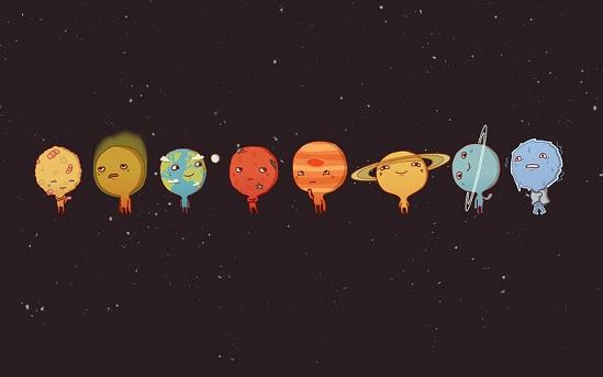Планетная система