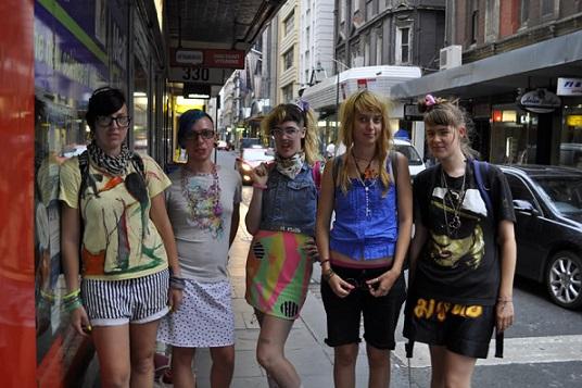 Современная молодежь