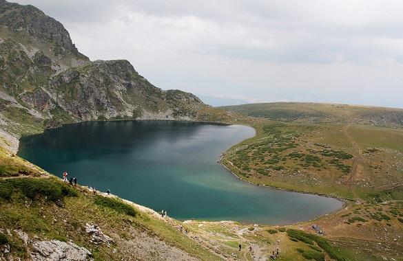 Озеро тектонического происхождения