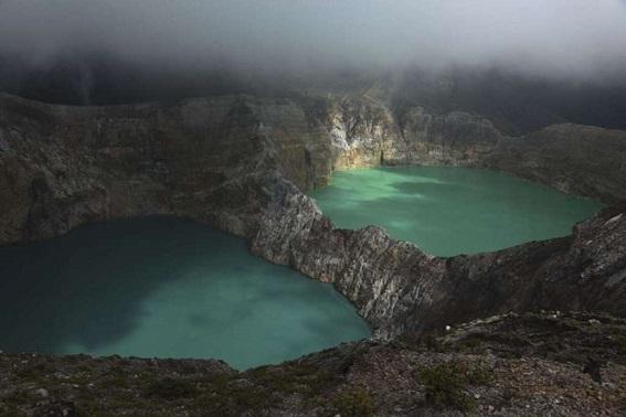 Озера тектонического происхождения