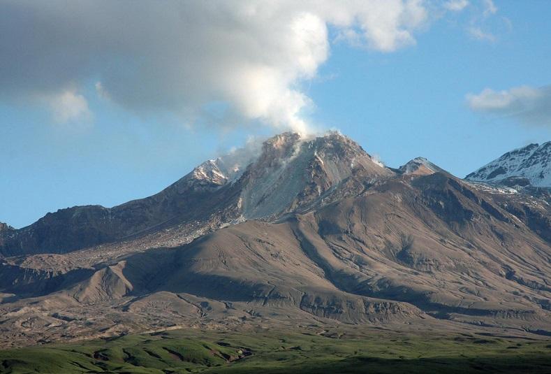 Вулкан «Шивелуч»