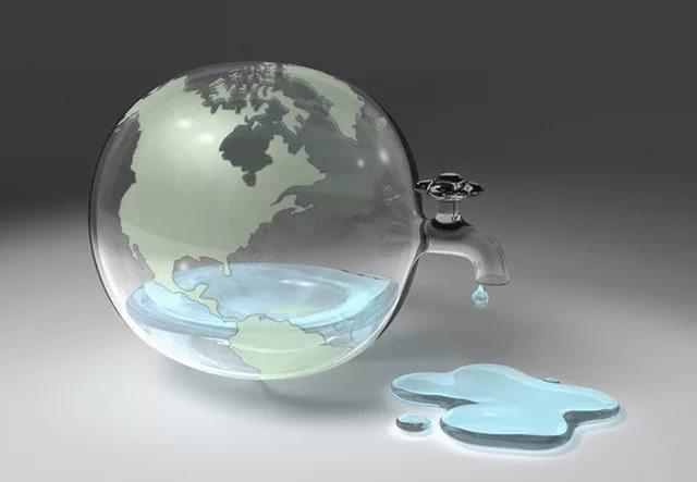 Нехватка водных ресурсов
