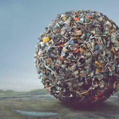 Экологические проблемы отходов