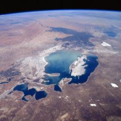 основная проблема аральского моря