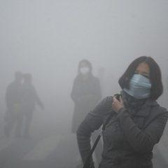 Смогу в Пекине
