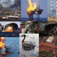 Экологические катастрофы России