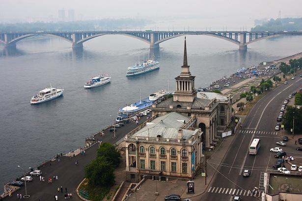 проблемы Красноярска