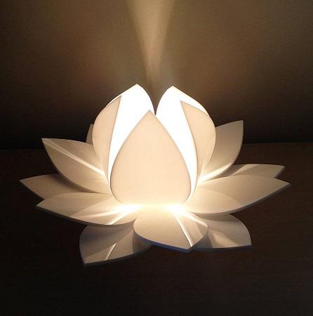 lampa-flower