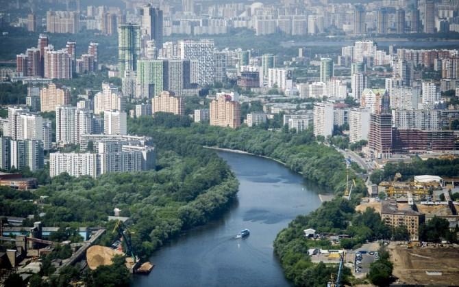 Экологические проблемы в Москве