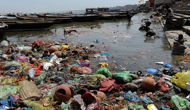 Отходы в воду