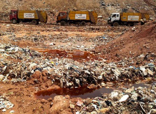 источники загрязнения литосферы