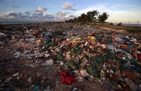 примеры загрязнения литосферы