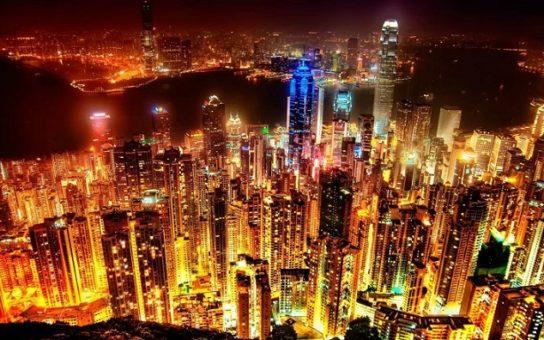 световое загрязнение