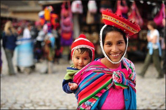 Численность и плотность населения Южной Америки
