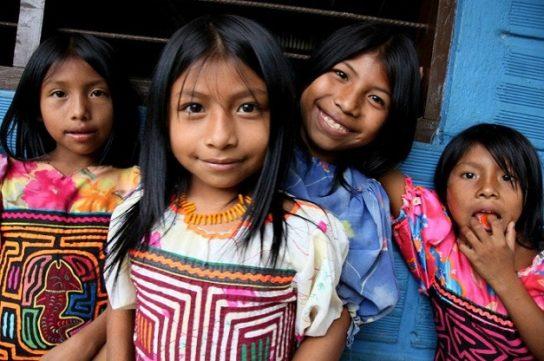 Формирование населения Южной Америки