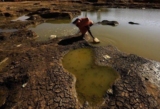 Истощение водных ресурсов