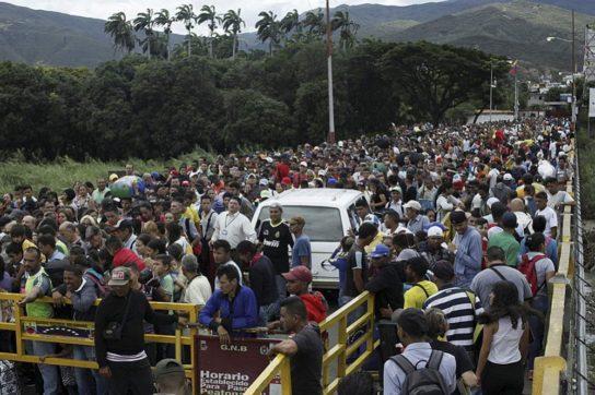 миграция населения Южной Америки