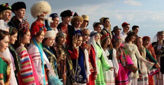 население центральной Азии