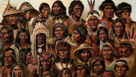 Население Северной Америки