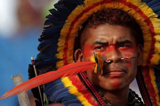 Особенности населения Южной Америки