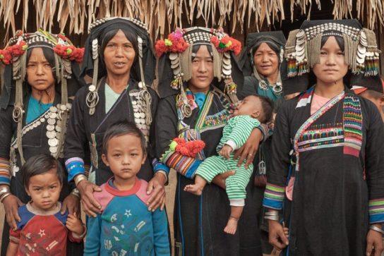 Языки населения Азии