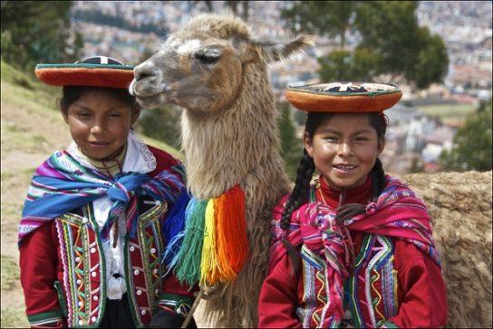 Языки населения Южной Америки