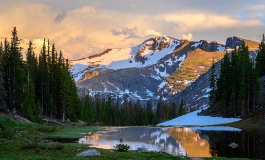 заповедник Rocky Mountain