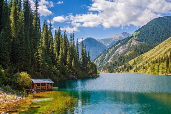 парк Кольсайские озера