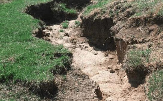 Виды водной эрозии