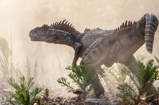 Аллозавр - фото